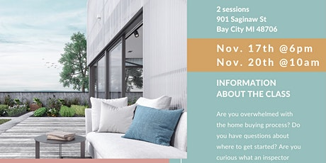Home Buyers Education Class tickets
