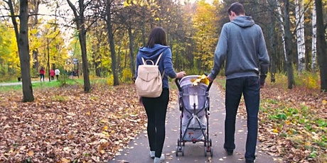 Outdoor EarlyON Stroller Walk and Talk-Mitches Park- October 28th at1:30 pm tickets