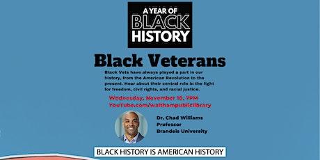 A Year of Black History: Black Veterans tickets