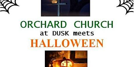 Orchard Church at Dusk meets Halloween tickets