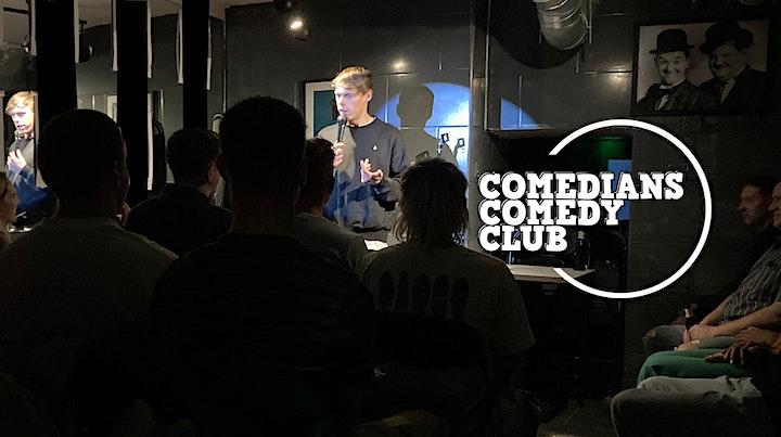 Comedians Comedy Club - THE THURSDAY CLUB image