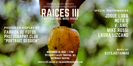 RAICES III - A Multi Cultural Music Series tickets