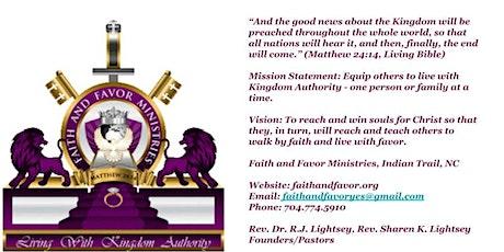 Virtual Bible Study tickets