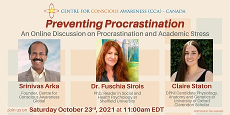 Preventing Procrastination tickets