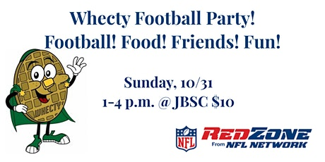 WHECTY Football Party tickets