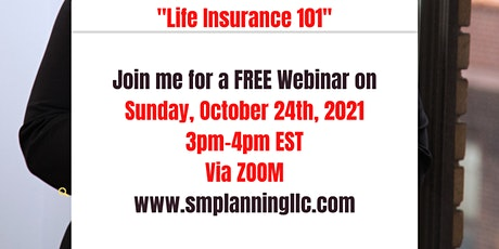 Life Insurance 101 tickets