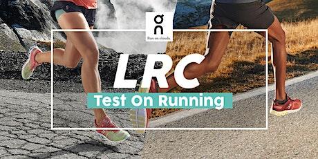 Social Run #432 - LRC x On Running billets