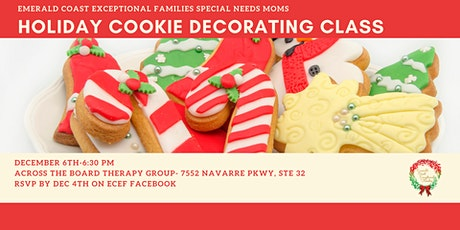 Special Needs Moms Cookie Decorating Class tickets