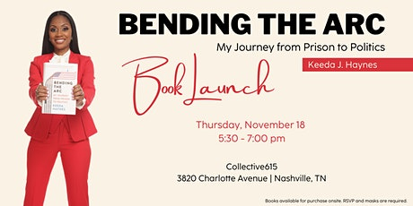 Bending the Arc Book Launch tickets