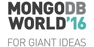 MongoDB World 2016