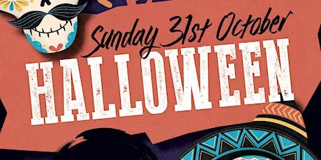 HALLOWEEN  Sunday 31st October 2021 tickets