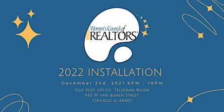 Women's Council of Realtors Chicago - 2022 Installation tickets