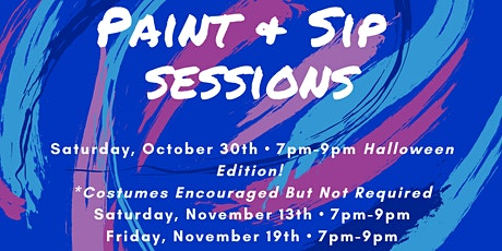 Euphoria Presents: Paint & Sip Sessions! tickets