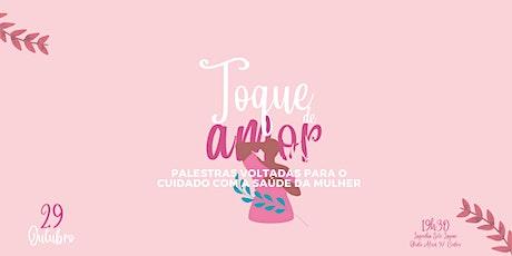 Toque de amor - Café para as mulheres Lagoinha Sete Lagoas tickets