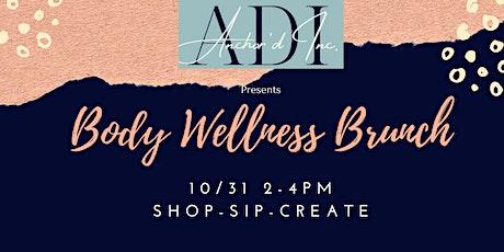 Body Wellness Creation Experience + Wine Tasting + Brunch tickets