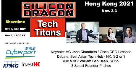Silicon Dragon HK Online 2021 tickets