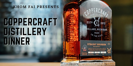 Coppercraft Distillery Event tickets