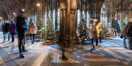Christmas Tree Festival 6-15 Dec tickets