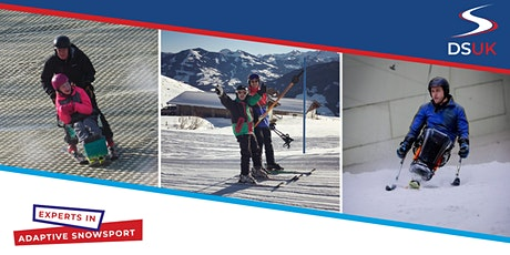 Would you like to be a Disability Snowsport UK board member? tickets
