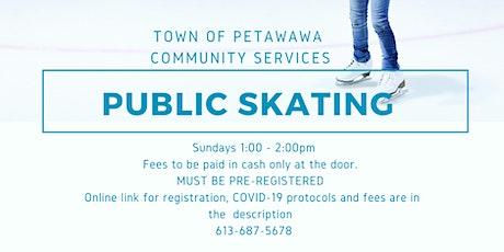 Sunday Public Skating tickets