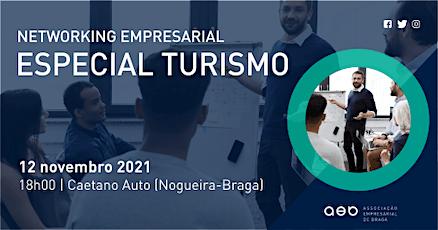 Networking Empresarial Especial Turismo bilhetes