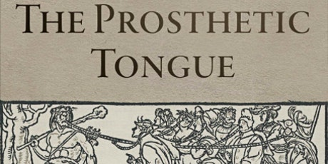 Book discussion workshop: Katie Chenoweth, The Prosthetic Tongue tickets