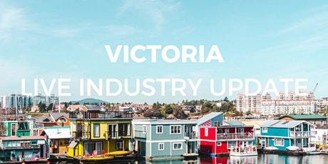 BCHA Live Industry Update | Victoria tickets