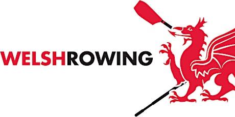 Welsh Rowing Indoor Championships tickets