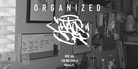 """""""Organized Chaos"""" Solo Pop-Up Show By Artist TRAGEK tickets"""
