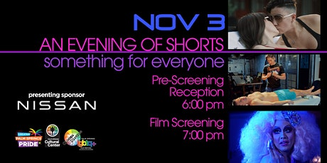 """""""An Evening of Shorts: Something For Everyone"""" tickets"""