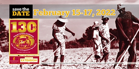 130th Farmers Conference  Registration tickets