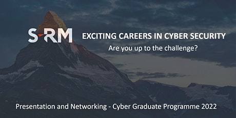 Exciting Careers in Cyber Security tickets