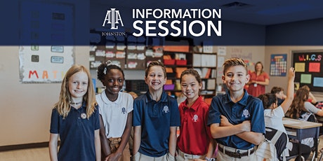 ALA Johnston Information Session tickets