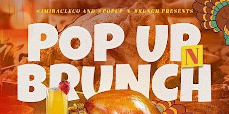 """POP UP N BRUNCH """"Black Business Celebration"""" tickets"""