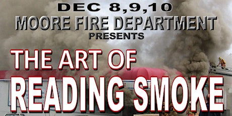 The Art of Reading Smoke tickets
