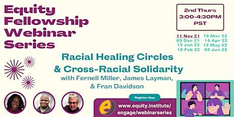 Equity Fellowship Webinar Series tickets