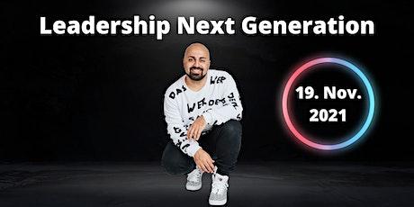 Ali Mahlodji - Leadership Next Generation tickets