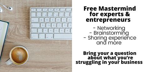 Mastermind for experts online tickets
