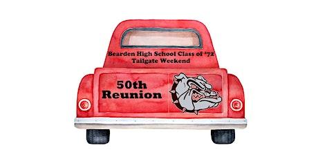 Bearden High School Class of 1972 50th Reunion Tailgate Weekend tickets