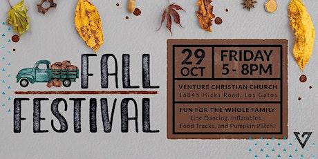Fall Festival 2021 tickets