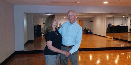 Beginner East Coast Swing Dance Class--4 Wk. Session tickets