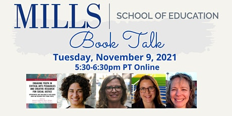 Book Talk: Critical Arts Pedagogy and Creative Research for Social Justice tickets