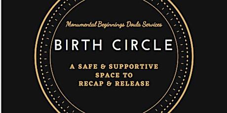 November Birth Circle tickets