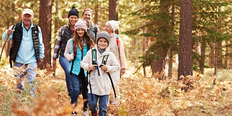 A Walk In the Woods; Hiking Injury and Prevention tickets