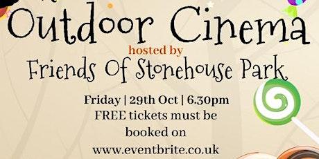 FOSP Outdoor Halloween Movie Screening tickets