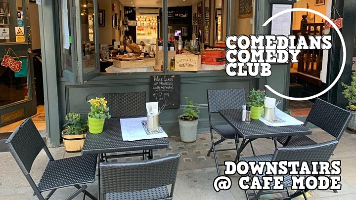 Comedians Comedy Club - THE SATURDAY SHOW image