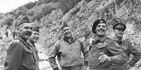 Second World War Conversations: The Mediterranean Theatre at War tickets