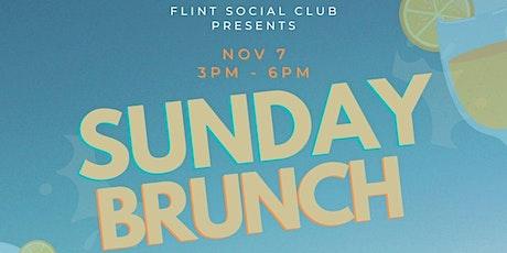 Flint Social Club - International Brunch Market tickets