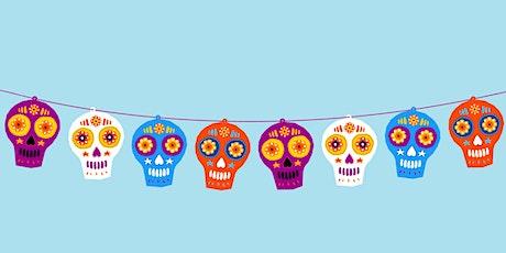 EN ESPAÑOL: Día de  los  Muertos entradas
