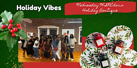 WINEdown Wednesday Holiday Boutique tickets